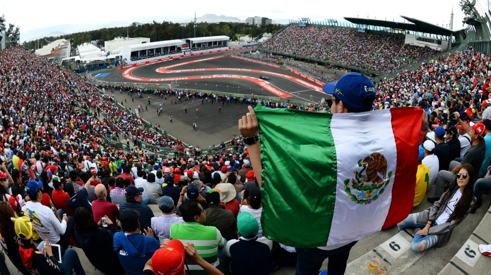 Secretario de Turismo confirma NFL y Fórmula 1 en 2019 - Foto de Internet