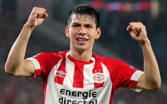 #Video 'Chucky' Lozano anota y el PSV va a la fase de grupos de Champions League - Chucky Lozano entre los 100 mejores futbolistas del mundo