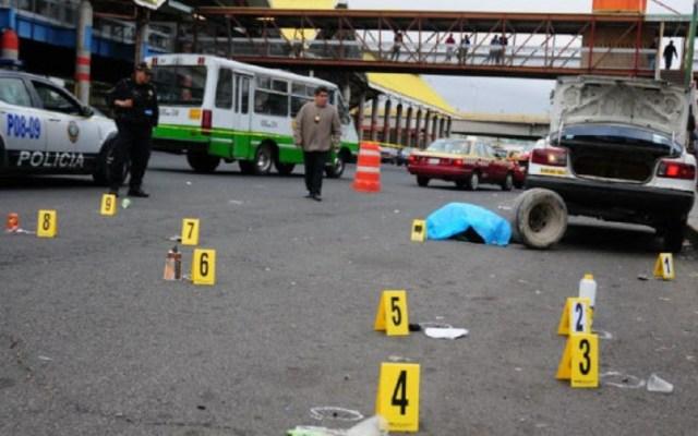 México rompe nuevamente récord de homicidios dolosos - Foto de internet