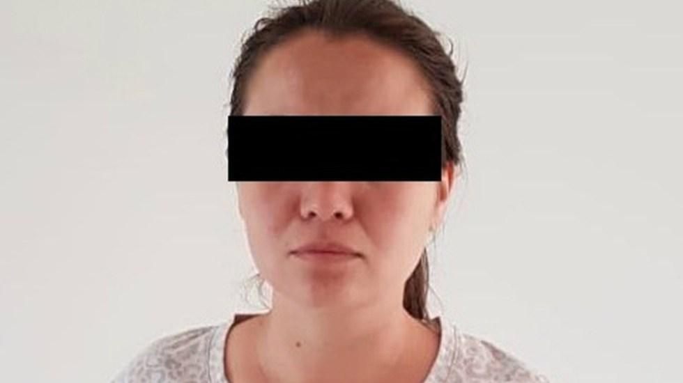 A proceso esposa de alcalde en Puebla por posesión de armas - Foto de Internet