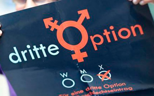 Alemania legaliza tercer género en certificados de nacimiento - Foto de internet