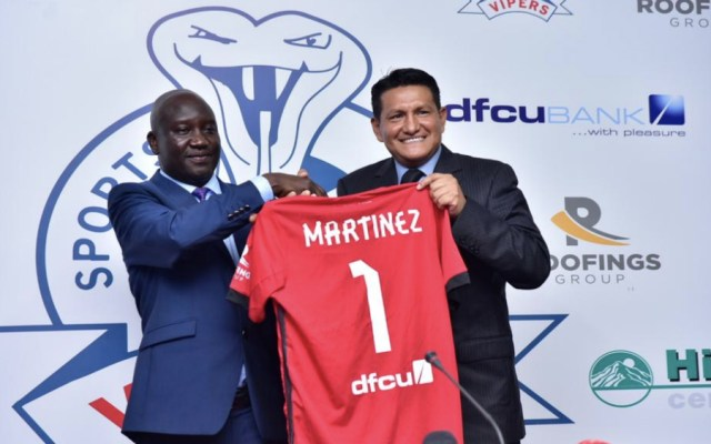 Técnico mexicano dirigirá en liga de futbol de Uganda - Foto de @VipersSC