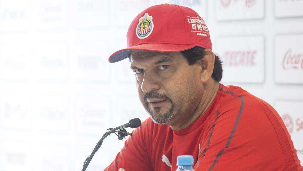 Cardozo espera que 'Tuca' Ferretti se quede en el Tricolor - Foto de Mexsport