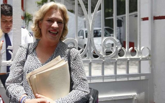 Josefa González anuncia nuevos nombramientos en Semarnat - Foto de Milenio
