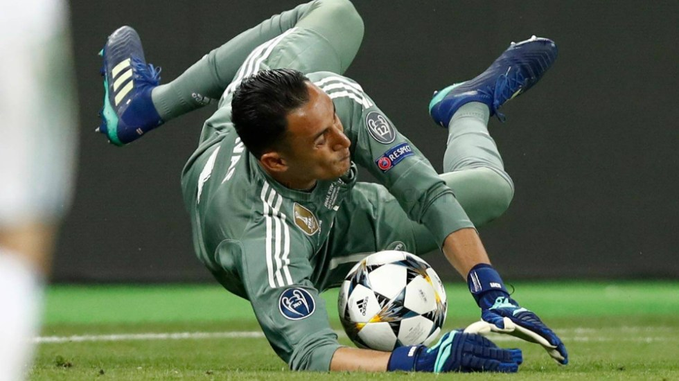 Tengo las mismas ganas de irme (del Real Madrid) que de morirme: Keylor Navas - Foto de Real Madrid