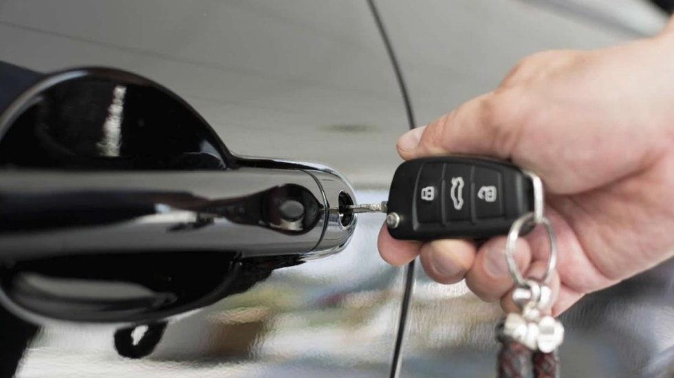 ¿Qué hacer si se pierden las llaves del automóvil? - Foto de internet