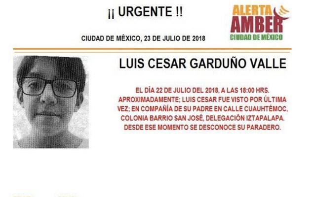 Mujer busca a su hijo en Querétaro presuntamente sustraído por su padre - Foto de Alerta Amber