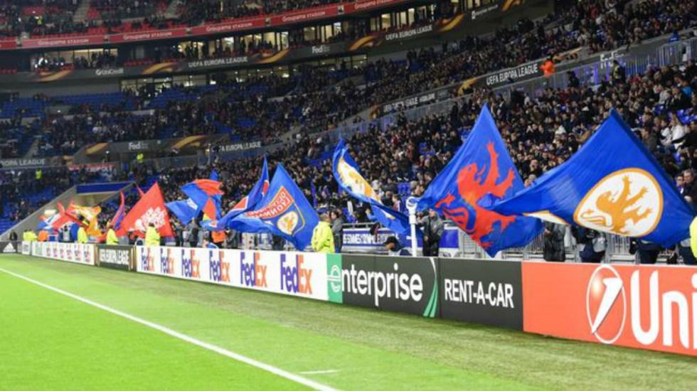 La UEFA sanciona al OL con partido de Champions a puerta cerrada - Foto de Internet