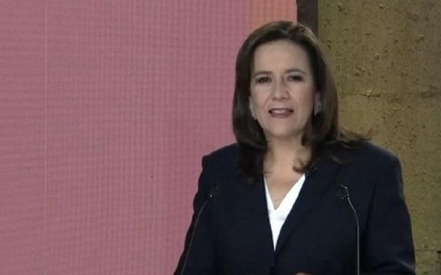 Margarita Zavala polemiza por tuit sobre el perdón - Foto de internet