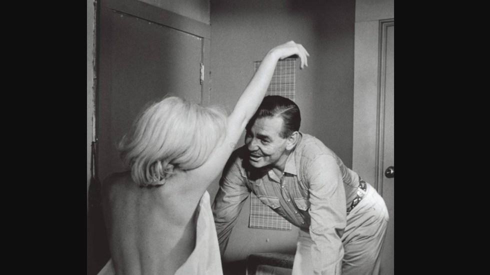 Descubren escena de desnudo que se creía desaparecida de Marilyn Monroe