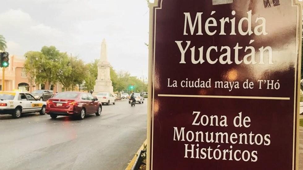 Mérida es la ciudad más habitable de México - Foto de López-Dóriga Digital