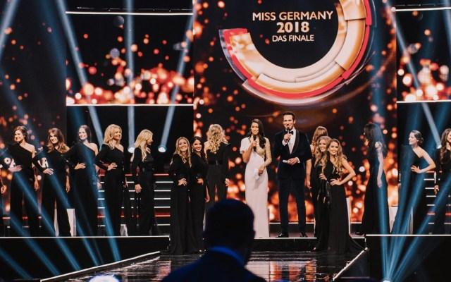 Eliminan pasarela en traje de baño de Miss Alemania - Foto de Facebook Miss Germany