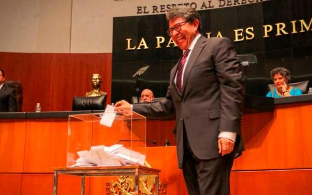 Estos son los millones que ahorrarán en el Senado por Plan de Austeridad - Foto de @RicardoMonrealA