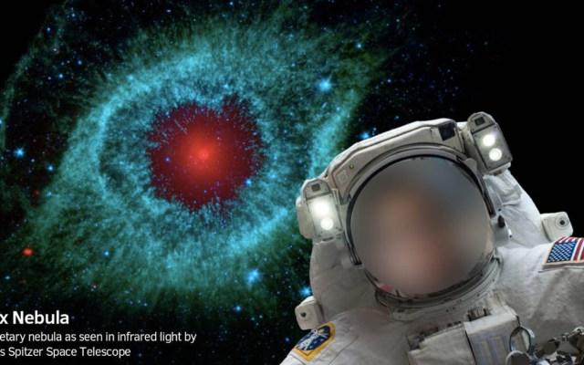 NASA lanza aplicación para tomarse fotos en el espacio - Foto de NASA