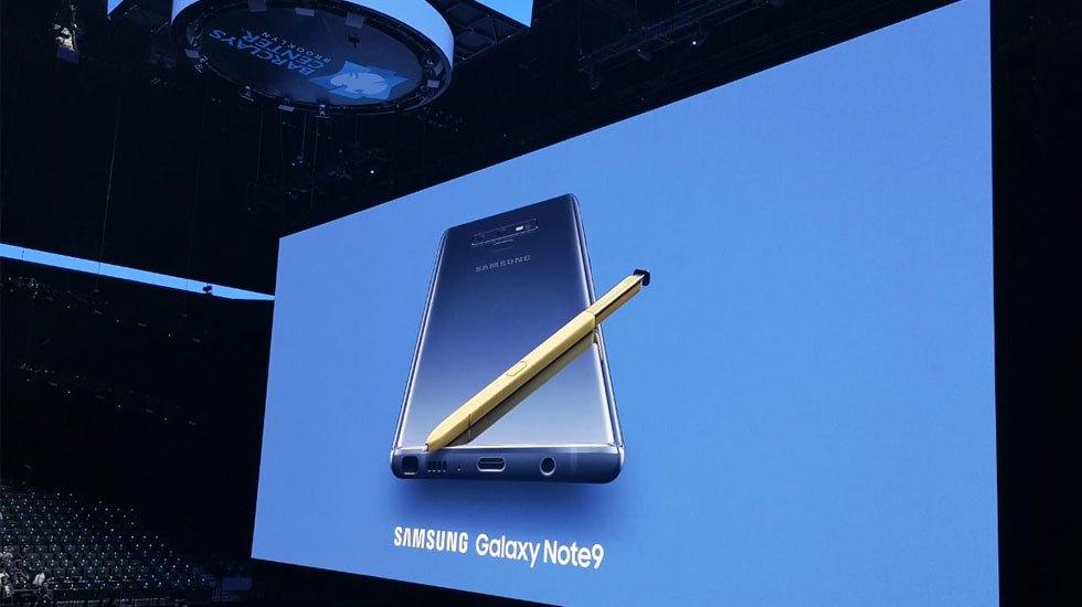 Todo lo que debes saber del Galaxy Note 9 - Foto de José Miguel Fernández