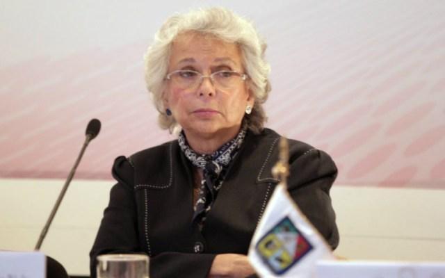 Sueldos en Poder Judicial están garantizados: Sánchez Cordero - Foto de LopezObrador.org.mx