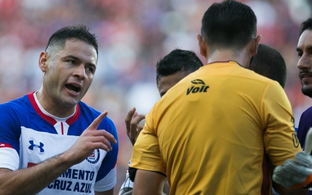 Pablo Aguilar se disculpa por expulsión ante Xolos - Foto de Mexsport