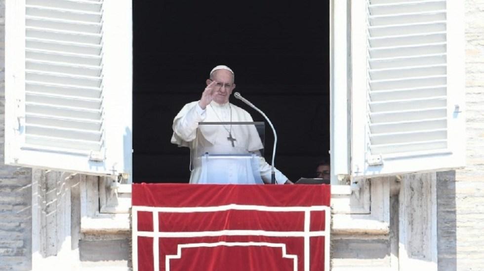 Papa Francisco condena enérgicamente pedofilia en Pennsylvania - Foto de AFP / Filippo Monteforte
