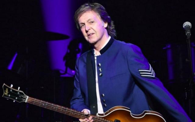 El nuevo sencillo de Paul McCartney - Foto de Internet