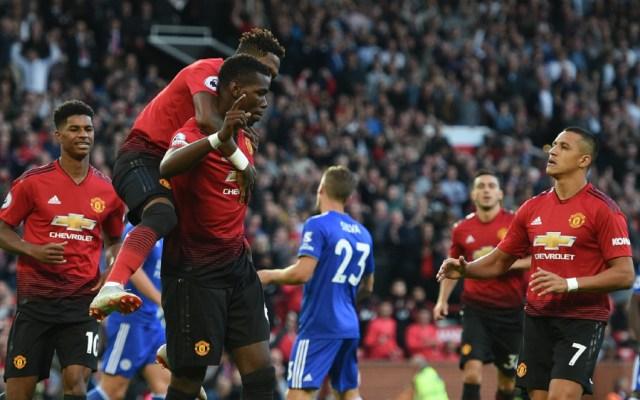 Manchester United abre telón de la Premier League con victoria - Foto de AFP