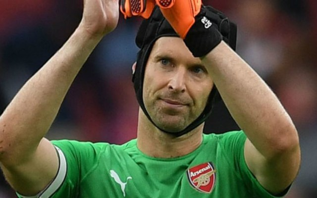 Bayer Leverkusen se burla del Arsenal tras error de Petr Cech - Foto de Internet