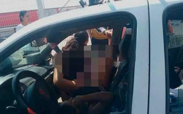 Policía atiende parto de adolescente tras negligencia médica - Foto de internet
