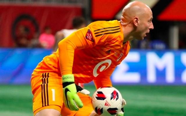 #Video Entrevistan a portero de la MLS en pleno partido - Foto de USA Today