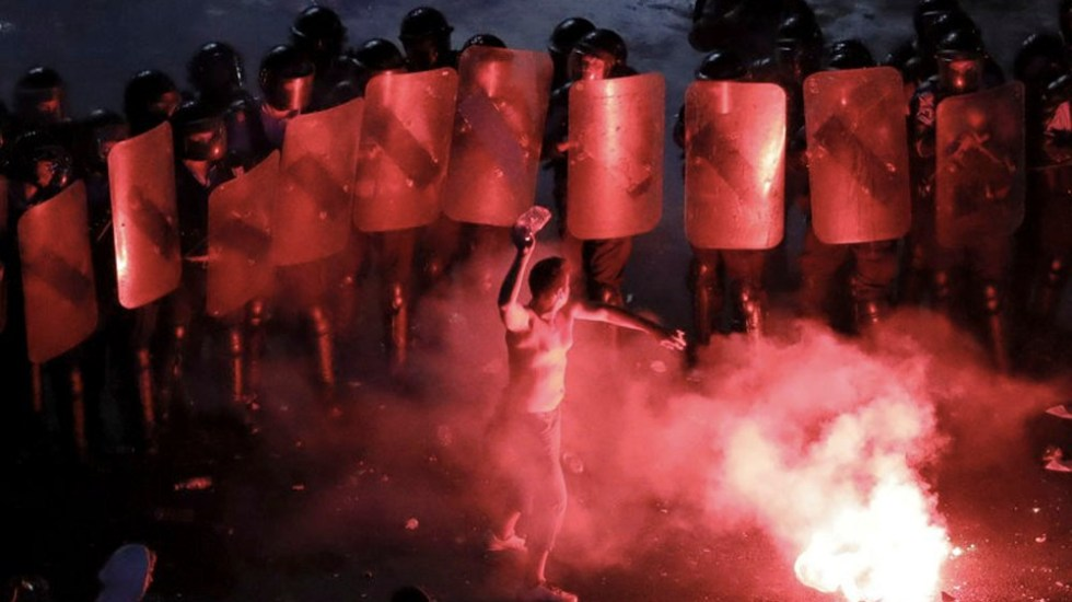 Manifestación deja más de 450 heridos en Rumanía - Foto de AP