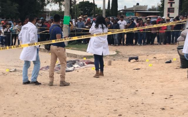 Queman a pareja en Hidalgo acusados de intentar robar a un menor - Foto de Quadratín