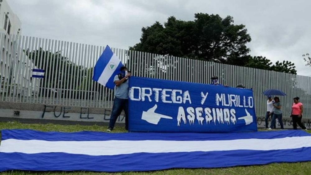 Ortega inicia persecución de refugiados y pide a Costa Rica su entrega