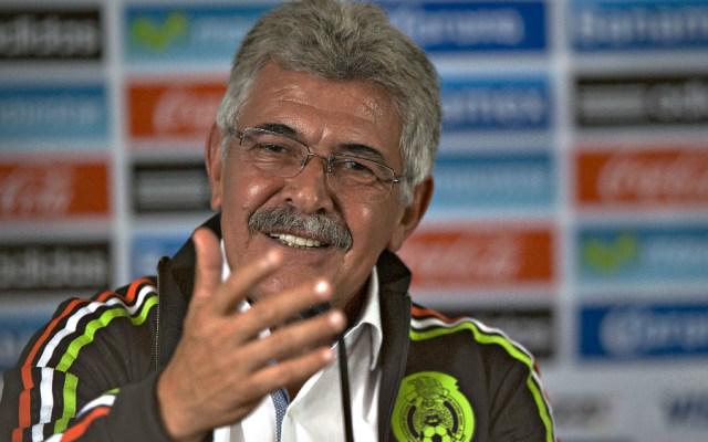 Tigres confirma que FMF busca a 'Tuca' para dirigir al Tri - Foto de Mexsport