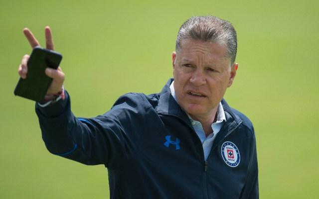 Ricardo Peláez asegura que Cruz Azul se queda en el Estadio Azteca - Foto de Mexsport