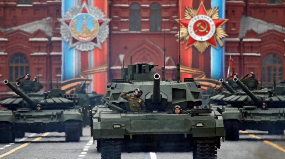 Rusia advierte despliegue de misiles contra centros de decisión enemigos - Foto de internet