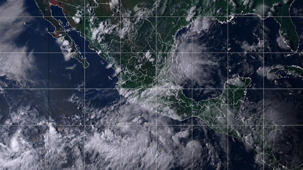 Alerta por avance del huracán John: Conagua