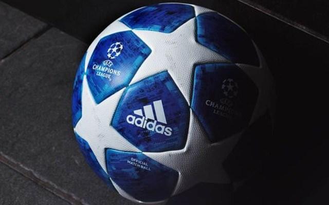 Así será el balón de la Champions League para temporada 2018/2019