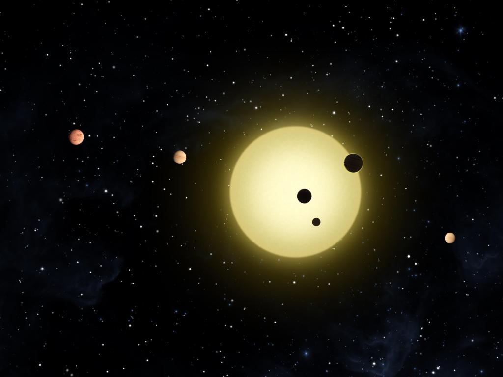 Descubren 44 planetas en sistemas solares lejanos - Foto de Twitter NASA