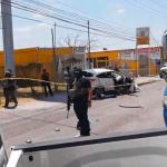 #Video Enfrentamiento en Tamaulipas deja dos muertos