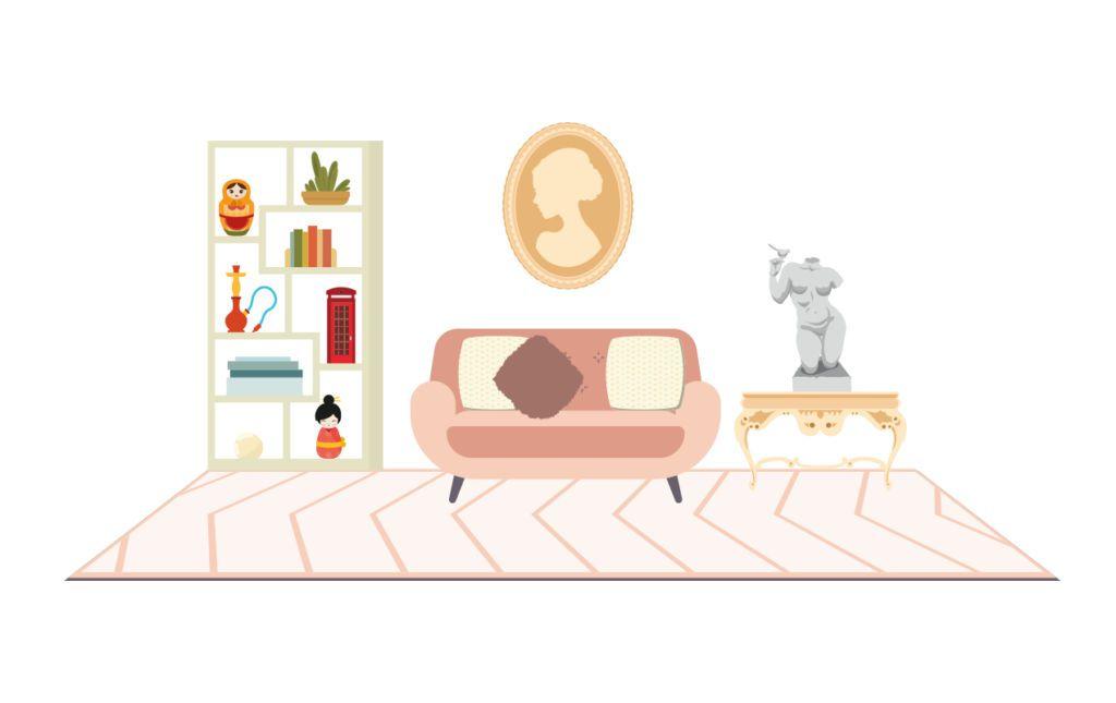 Tips para lograr una decoración ecléctica en tu casa - Ximena Sánchez