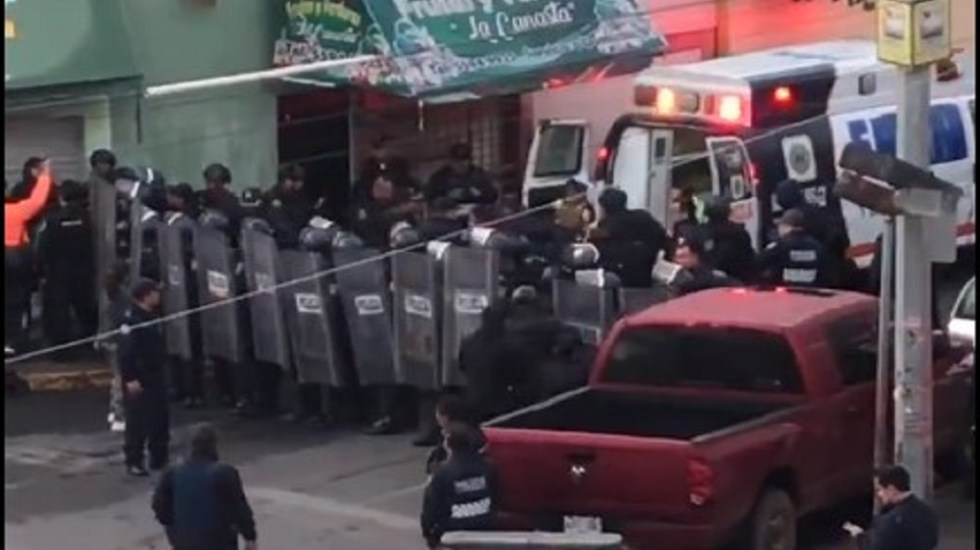 Vecino asesina a esposa de magistrado tras herirlo en Coapa - Foto Captura de Pantalla