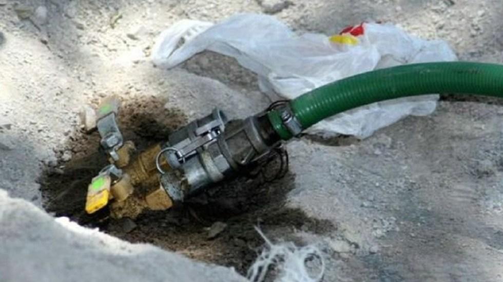 Fiscalía de Chihuahua asegura 40 mil litros de gasolina robada - tomas clandestinas pemex