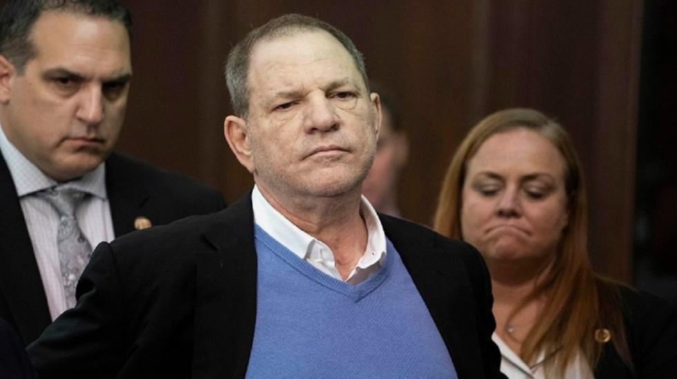Surge nueva víctima de Harvey Weinstein - Foto de internet