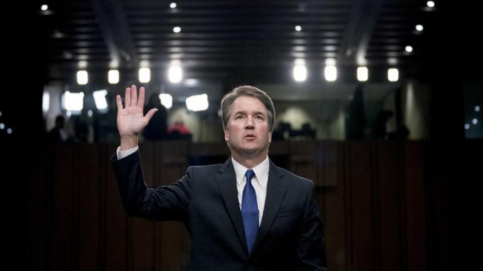 Surge tercera acusación de abuso contra Brett Kavanaugh - Brett Kavanaugh. Foto de AP