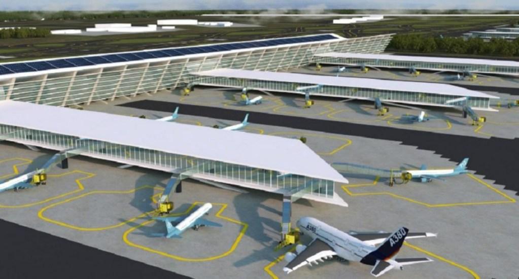 Ingenieros reiteran que proyecto en Santa Lucía sería más caro que NAIM - santa lucía
