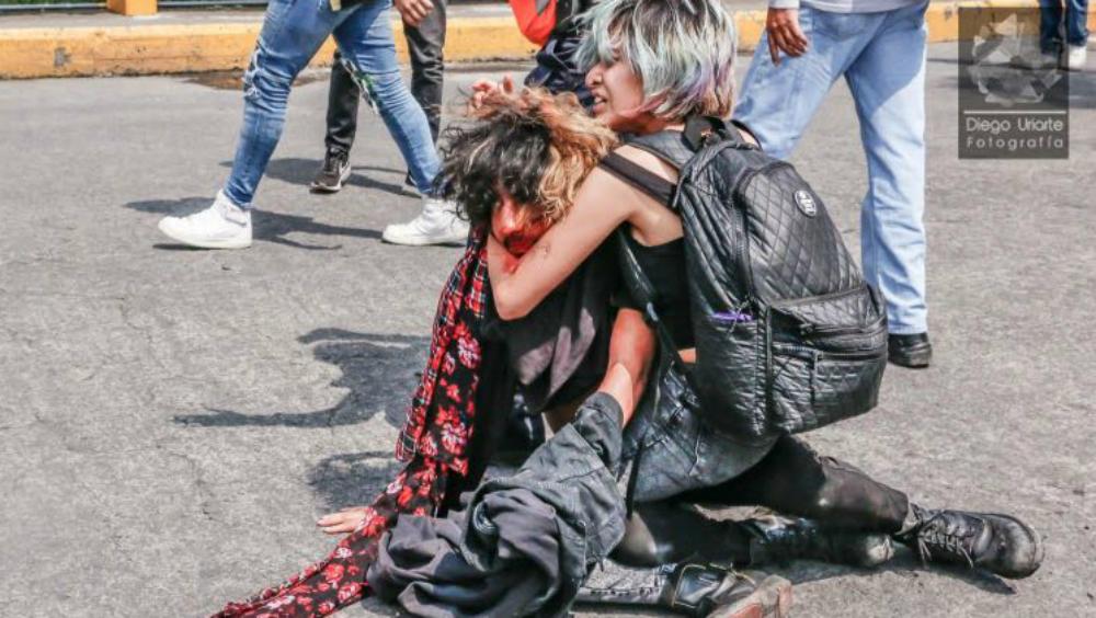 Cae otro implicado en agresión a estudiantes de la UNAM. Noticias en tiempo real