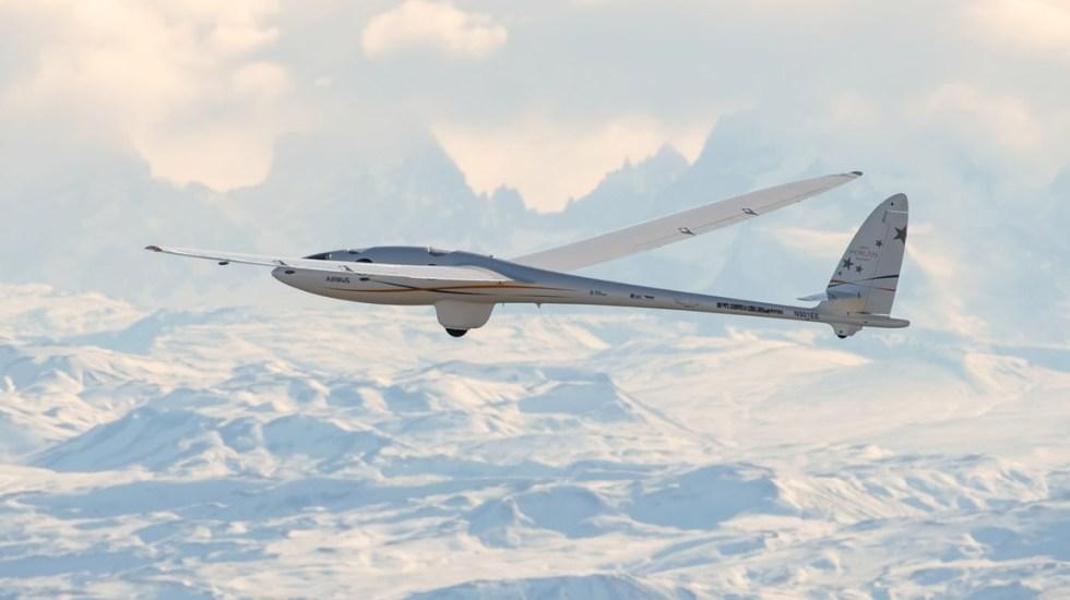 #Video El planeador que podría volar más alto que cualquier avión - Foto de Airbus