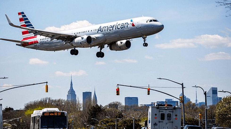 Se realizan 120 mil viajes en avión al día en todo el mundo
