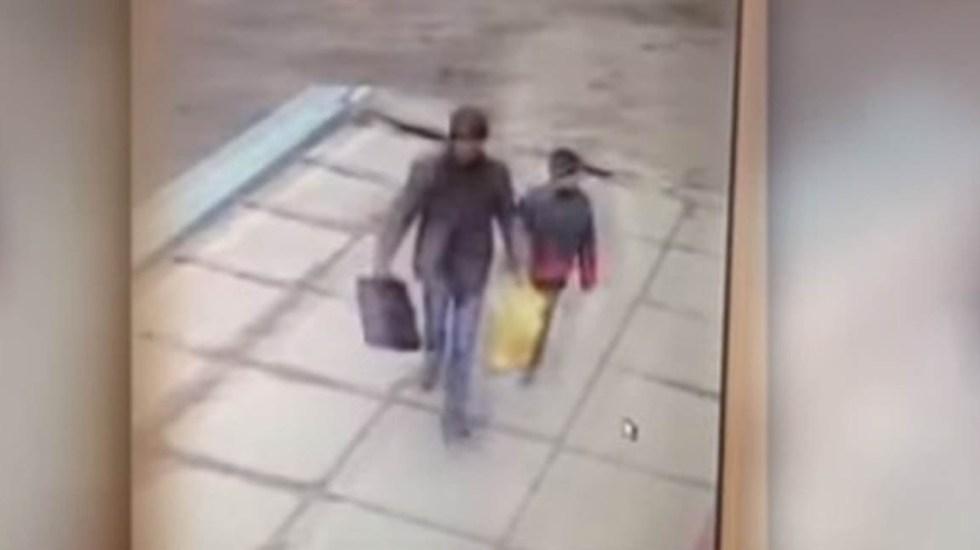 #Video Así atrajo pedófilo a niño para violarlo y asesinarlo - Foto Captura de Pantalla