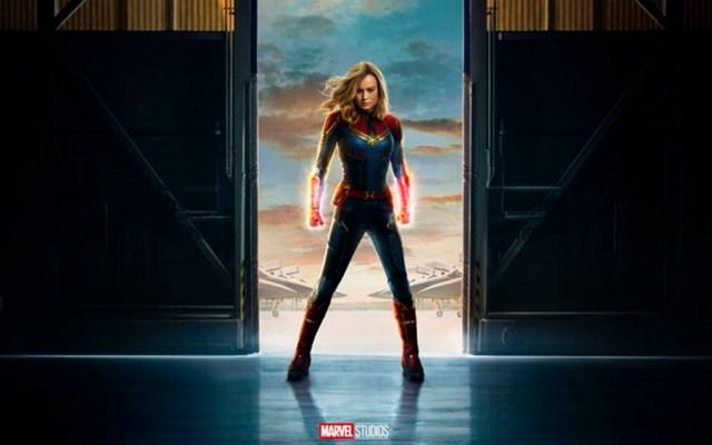 Revelan tráiler y poster de 'Captain Marvel' - captain marvel taquilla