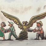 Caricatura de Solís, Excelsior