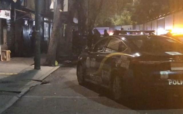 Asesinan a hombre en Avenida Chapultepec - Foto de Hoy Estado